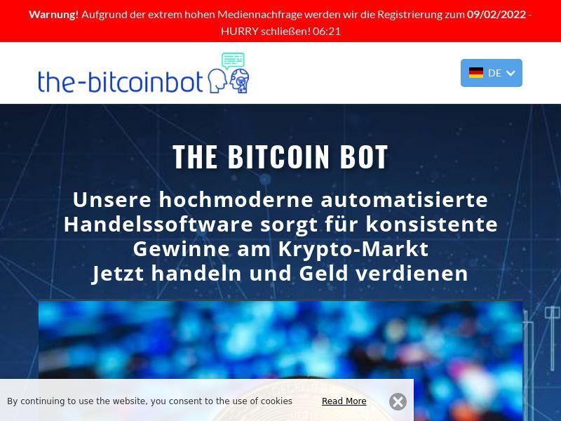The Bitcoin Bot German 1353