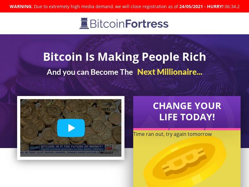 Bitcoin Fortress CPA UK [GB]