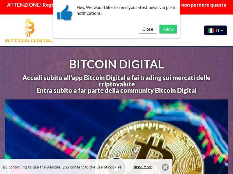 Bitcoin Digital Italian 4074