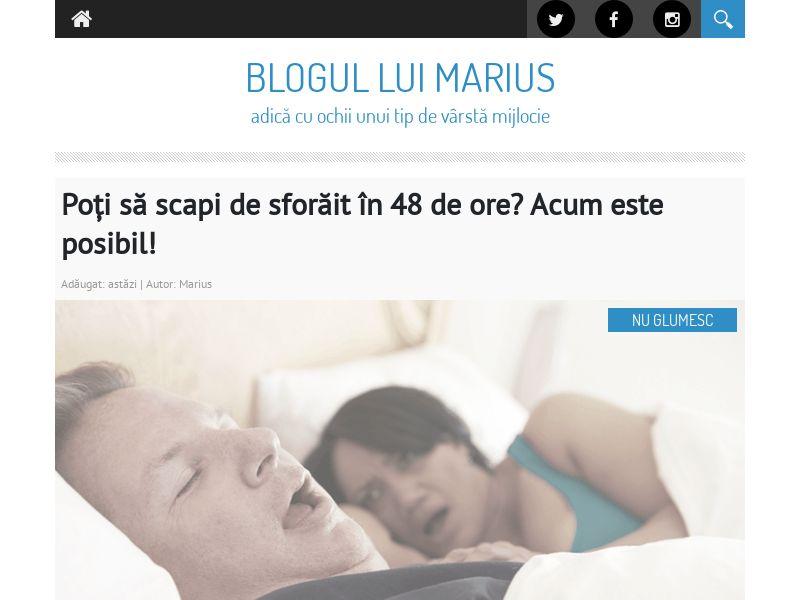Snoril: Anti-Snoring Band - CPL - Desktop & Mobile [RO]