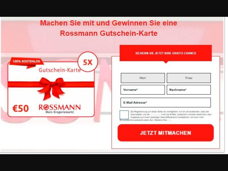 Rossman DE SOI [DE] - SOI registration
