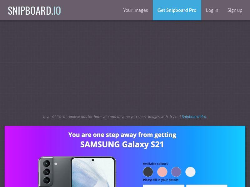 Samsung Galaxy S21 - CC - FR (FR), [CPA]