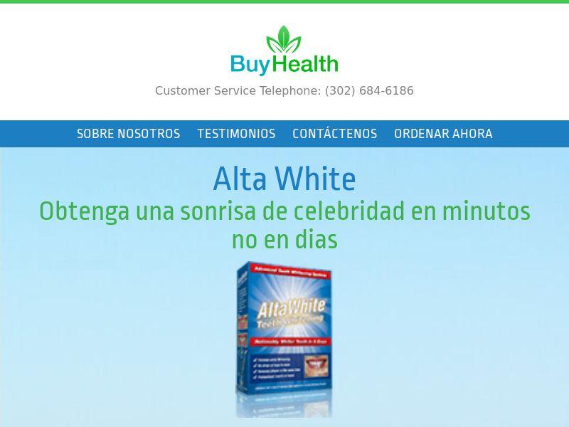 Alta White Spanish CPA ES