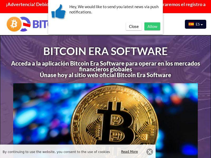 The Bitcoin Era Spanish 2373