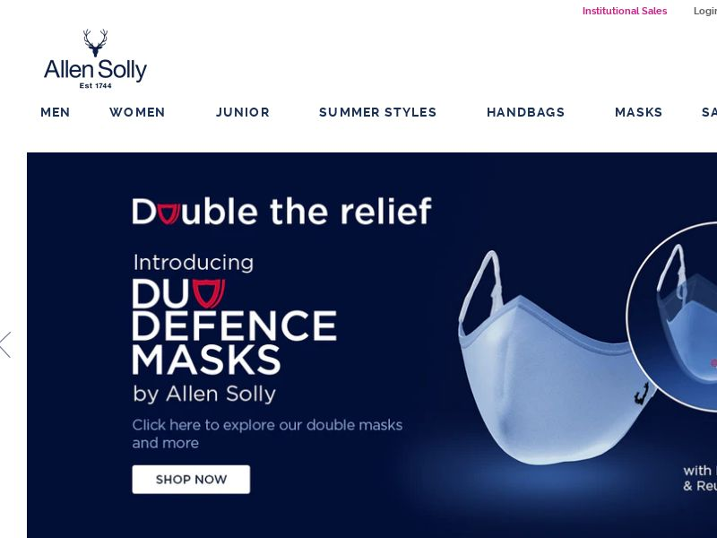 Allensolly.com CPS - India