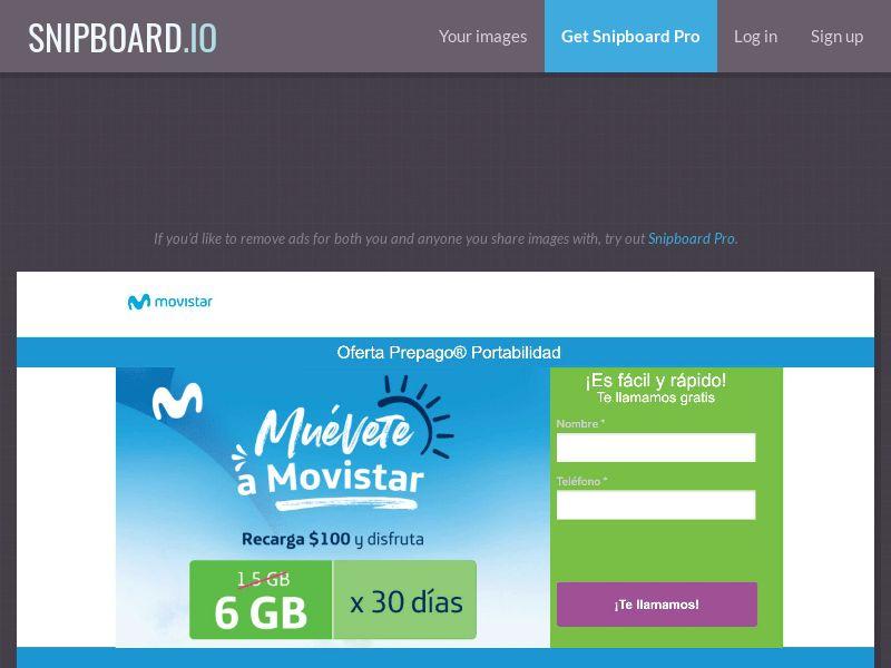 41877 - MX - Movistar Portabilidad MX - CPL (cap 500)