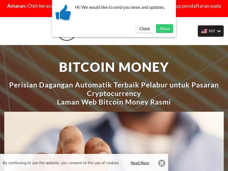 Bitcoin Money Malay 3948