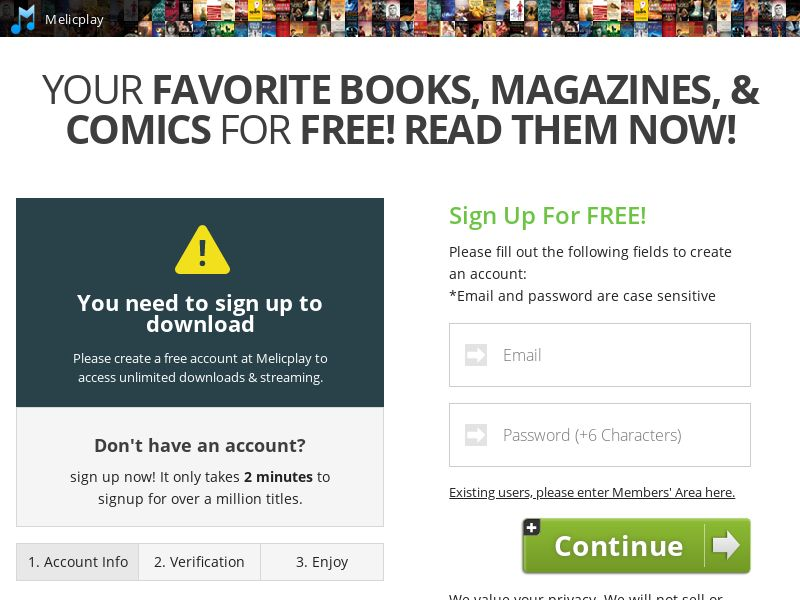AdCenter Books Read/Download (US) - CPA, VOD, Free Trial, CC Submit, Multi-Geo