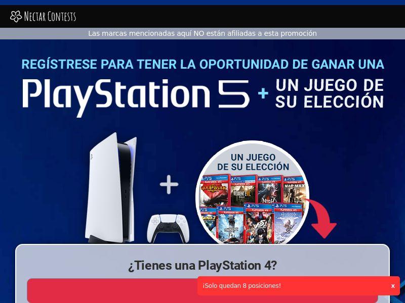 PS5 - ES (ES), [CPL]