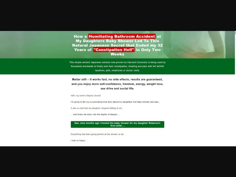 Go Daily Prebiotic - Health - SS - NO SEO - [US]