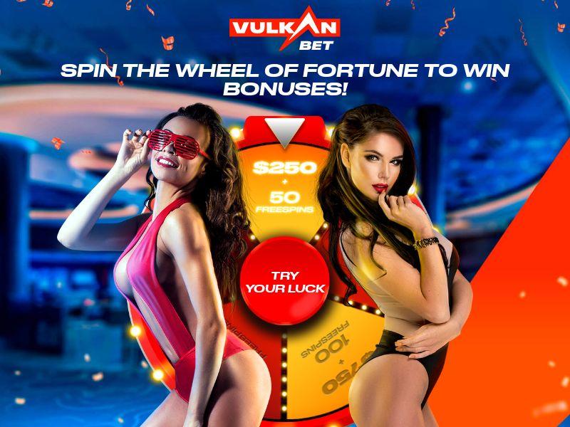 Vulkan.bet - RO (RO), [CPA], Gambling, Casino, Deposit Payment, million, lotto