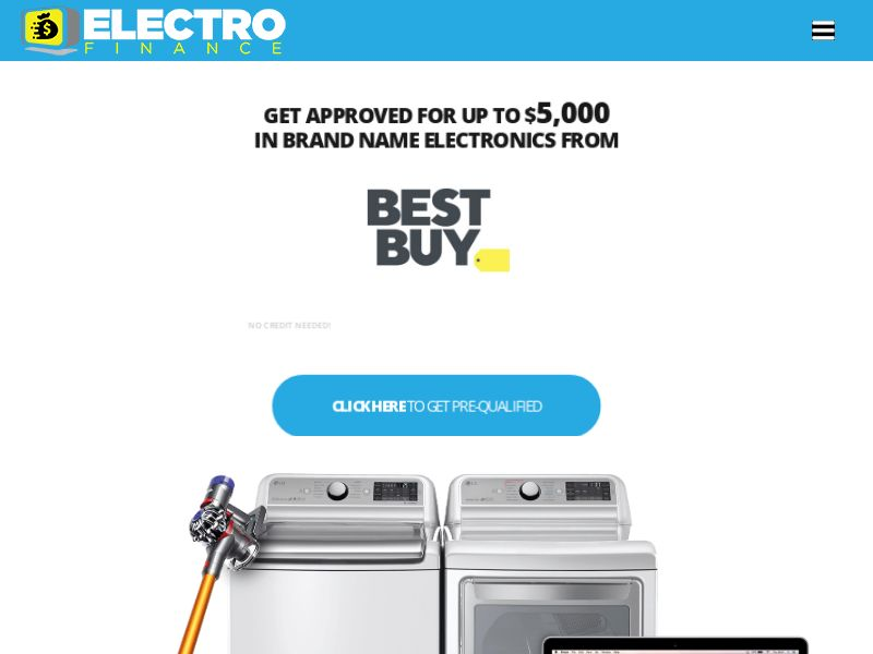 Electronics Finance - INCENT - US