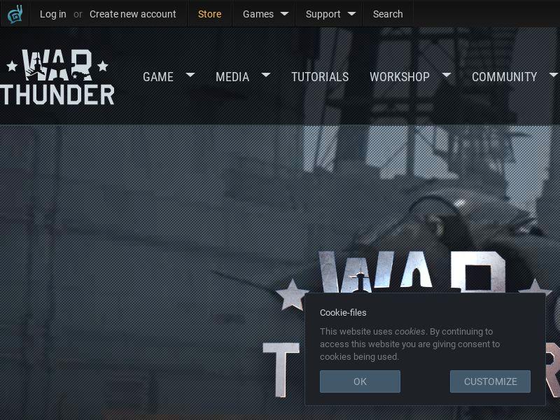 War Thunder | DOI | Global