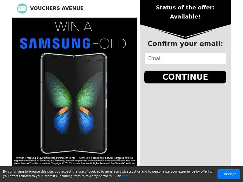 Samsung Fold 2020