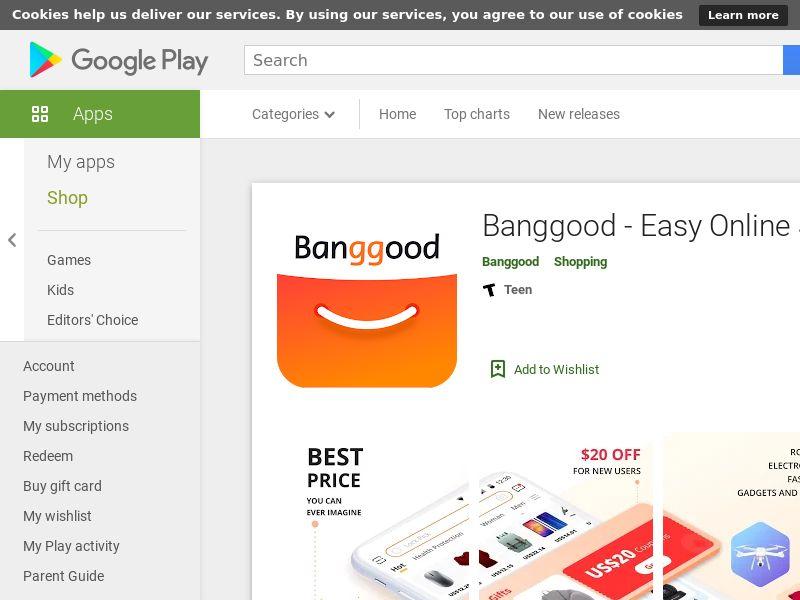 Banggood-Newlink AND MultiGeo