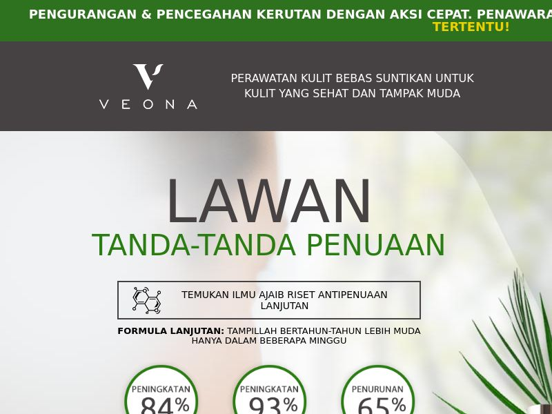 Veona Beauty LP01 - Indonesian