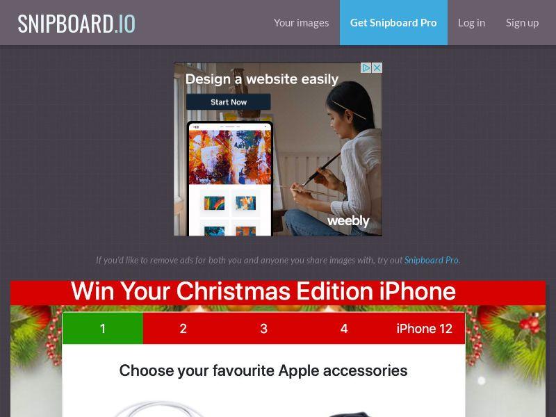 FunClub - iPhone 12 Xmas AU - SOI