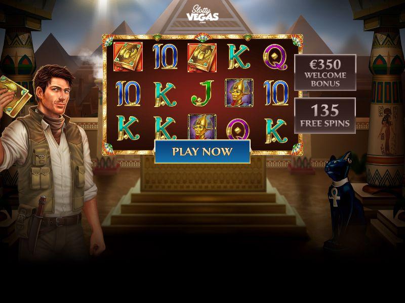 Slotty Vegas EN Pyramid - FB+ apps - 8 Countries