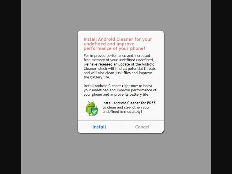 Phone Keeper: Cleaner & Booster Prelander Direct Prop MDB [PK] - CPI