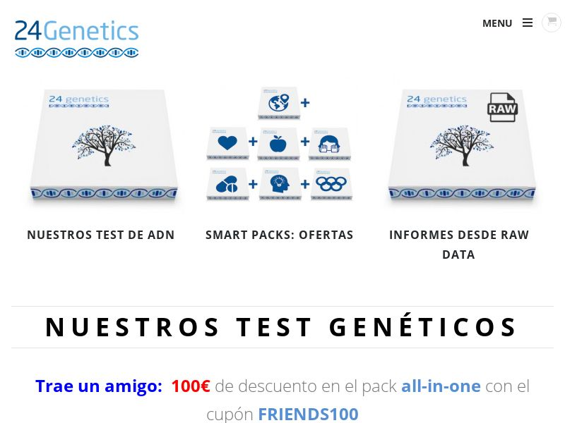 24Genetics - ES (ES), [CPS]