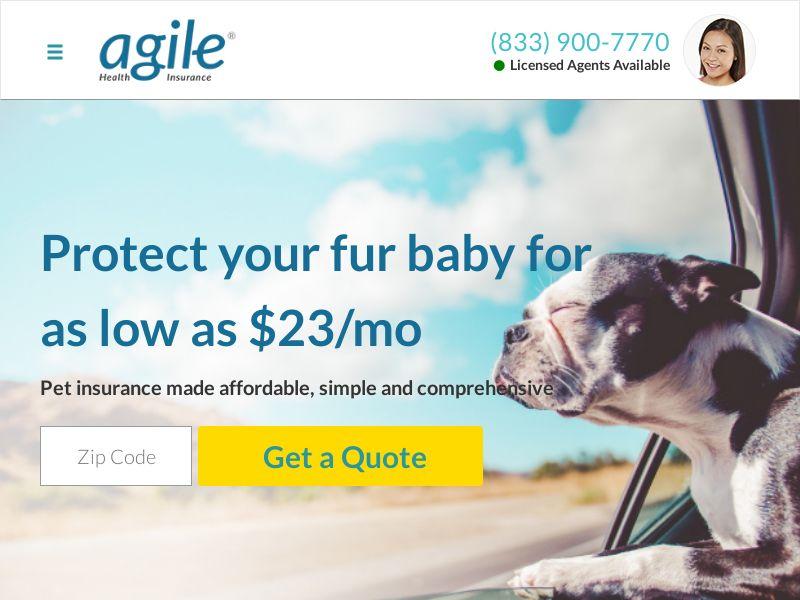 Agile Health Pet Insurance - US