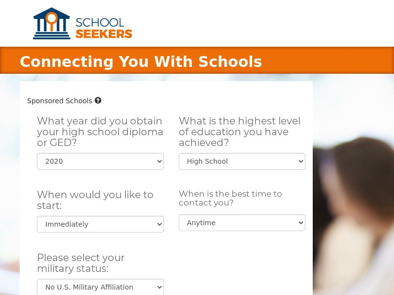 SchoolSeekers (US) (CPL) (Personal Approval)