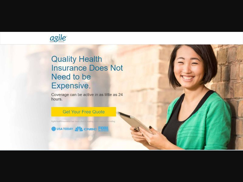 Agile Health Insurance - Health - SS - [GEOs with exceptions]