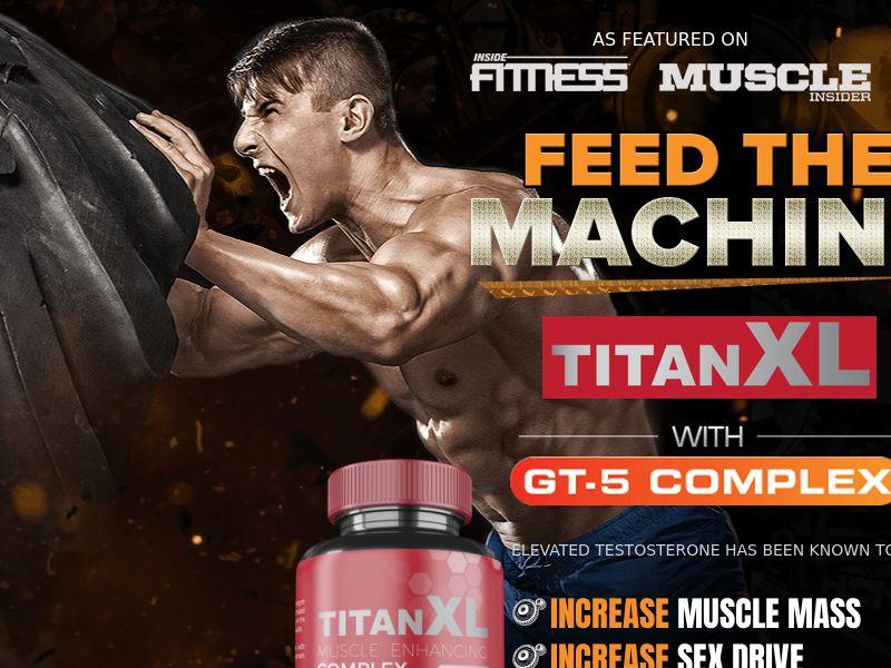 Muscle- Titan XL Trial- US