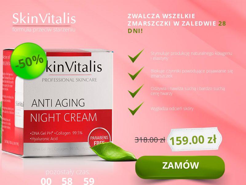 SkinVitalis - COD - [PL]