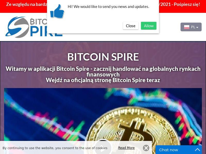 The Bitcoin Spire Polish 2689