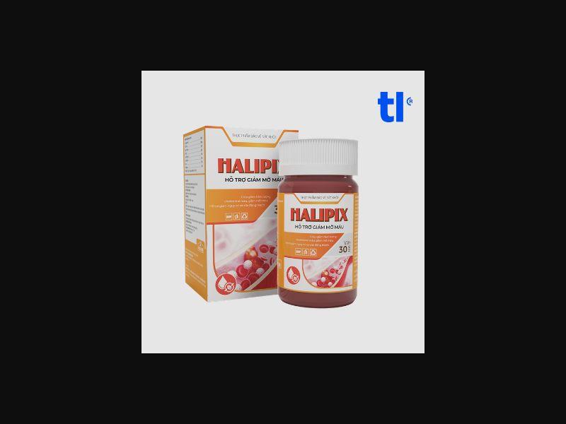 Halipix - health - CPA - COD - Nutra
