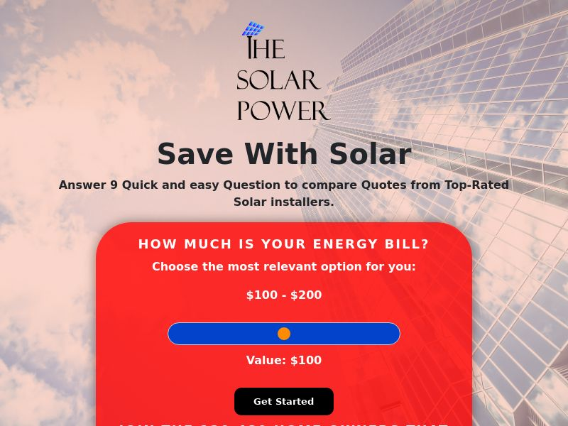 TheSolarPower.info - CPL - US [EXCLUSIVE]
