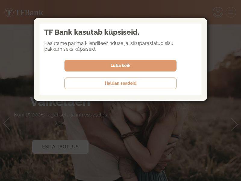 tfbank (tfbank.ee)