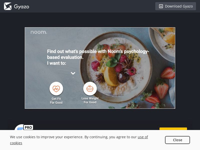 2806 Noom Health Weight Loss AU CPL