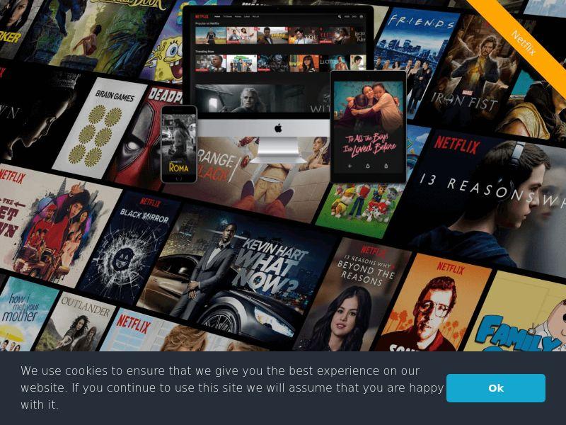 (13439) [WEB+WAP] Netflix - CO - CPL