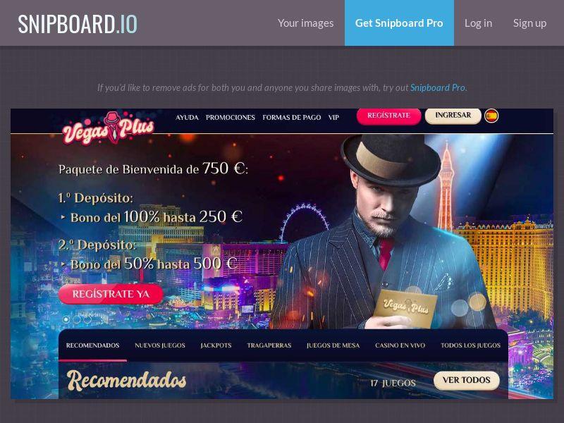 37042 - ES - Casino - Vegas Plus - CPS
