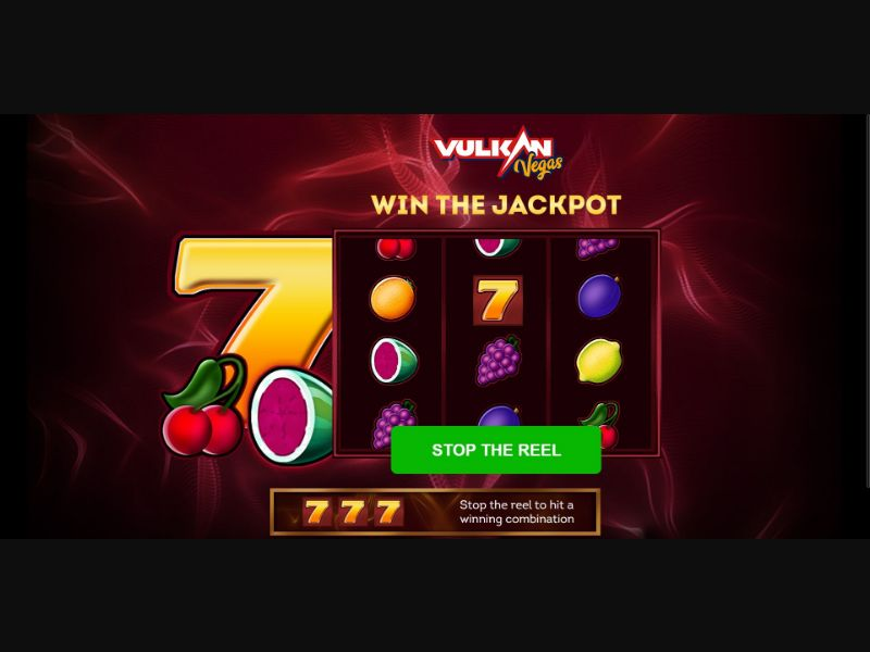 Vulkan Vegas - Casino - SS - [CA]