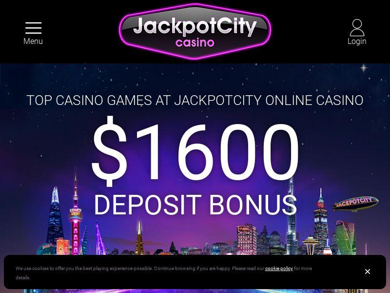 JackpotCity Casino - CA (CA), [CPA], Gambling, Casino, Deposit Payment, million, lotto