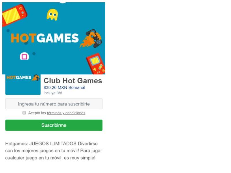 HotGames Telcel