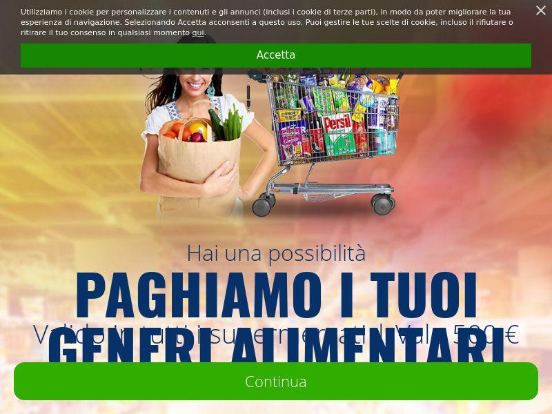 RC - IT - LS - Supermarket Voucher - SOI