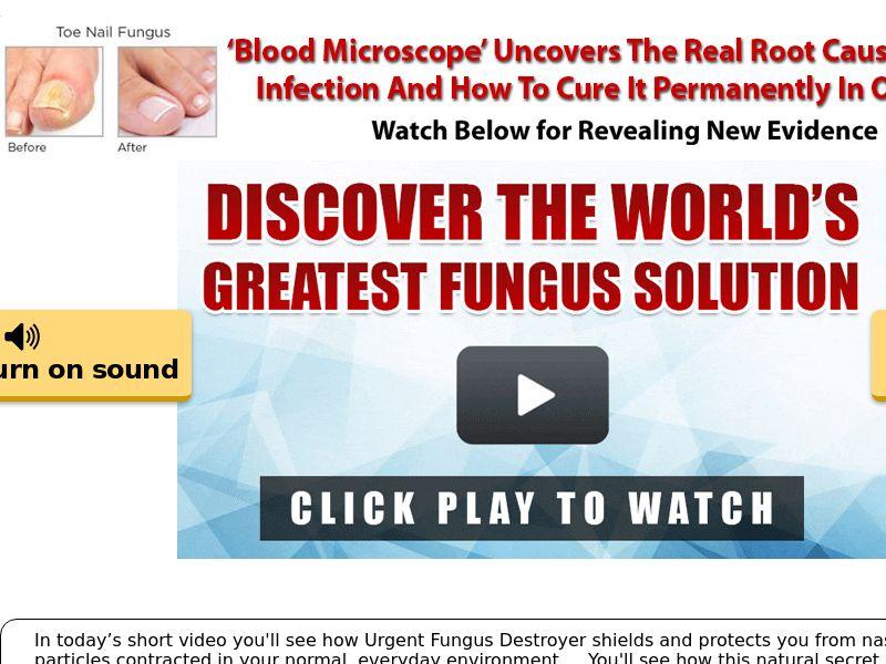 Urgent Fungus Destroyer (INTL) (CPA)
