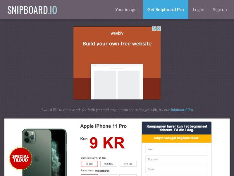 SteadyBusiness - iPhone 11 Pro LP22 DK - CC Submit