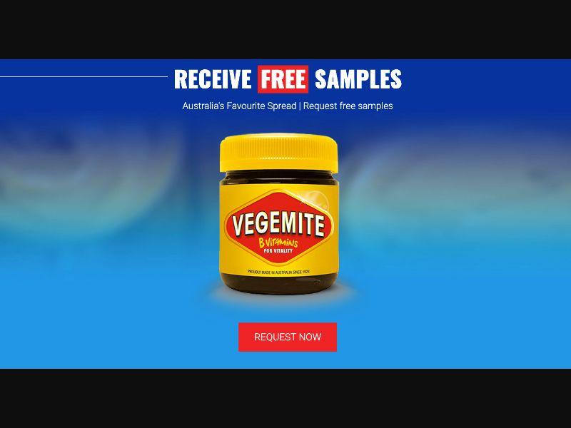 Vegemite - CPL SOI - AU - Sweepstakes - Responsive