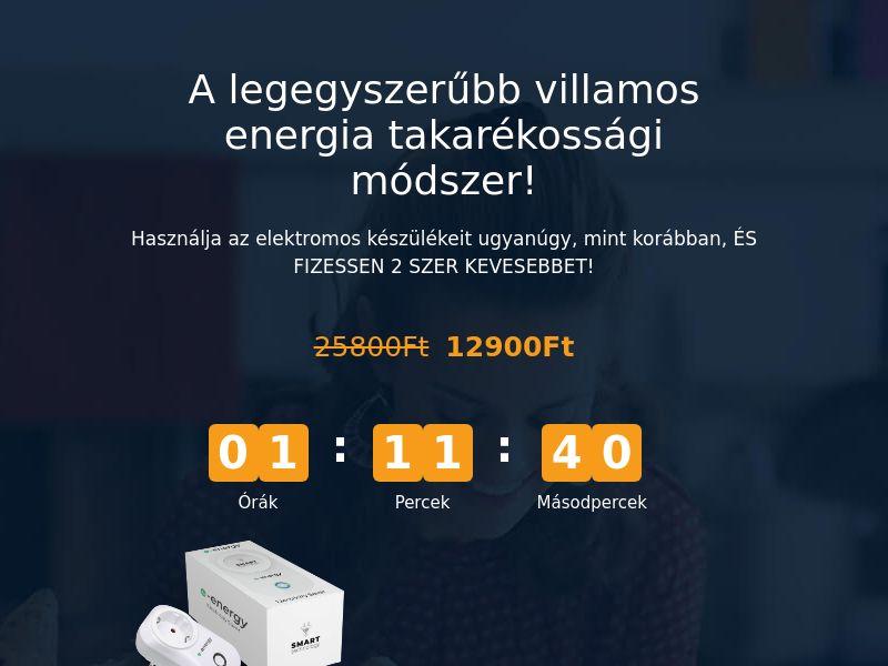 E-Energy HU - energy saving device