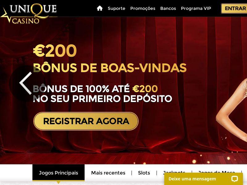 Unique - Casino - BR, PT - (CPA)