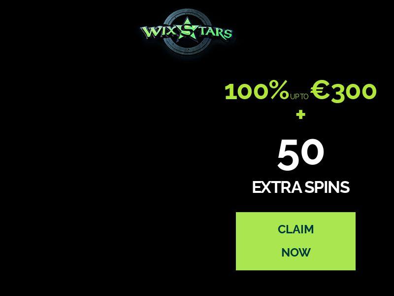 Wixstars Casino CPA - DE, NO, FI, NZ & CA