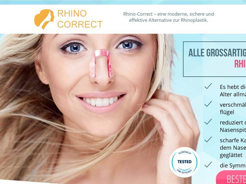 Rhino-correct - DE, AT