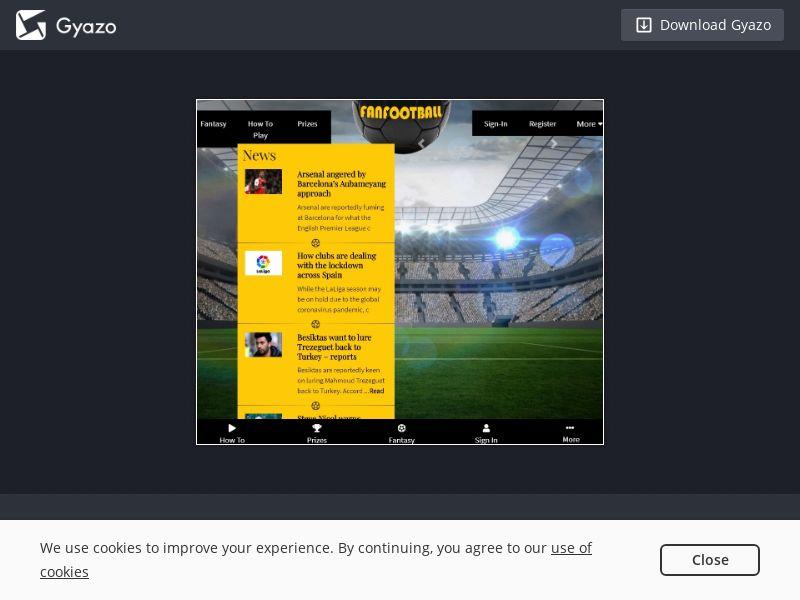 Mobi Fan Football R3 (Vodacom) ZA | 1-Click