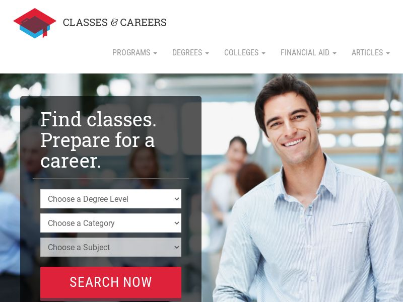 Classes & Careers (US) (CPL) (Personal Approval)