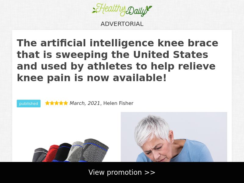 Knee Fix Pro